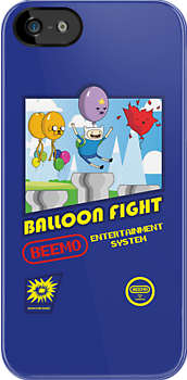 Adventure in Balloon Fighting by Scott Weston