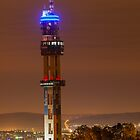 Telkom tower by Rudi Venter