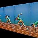 Cathy Freeman - Quick Off The Blocks by TonyCrehan