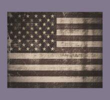 Vintage American Flag Kids Clothes