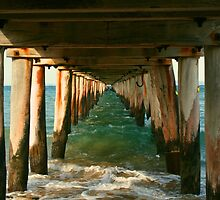 Point Lonsdale Pier by TJSPictures