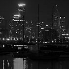 2am Melbourne from Williamstown by TJSPictures