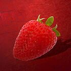 tasty.. Strawberry by Enri-Art