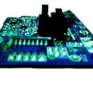 Circuit board by Wintermute69