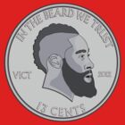 "VICT Houston ""In The Beard We Trust""  by Victorious"