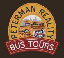 The Peterman Reality Tour by hazyoasis