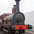Furness Railway number 20 by Keith Larby