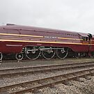 LMS Princess Coronation Class 6229 Duchess of Hamilton by Keith Larby