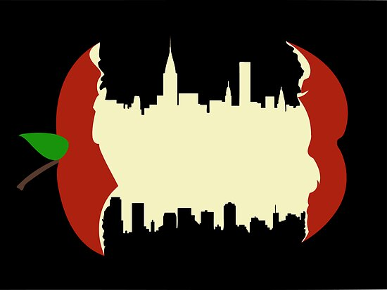 The Big Apple by hazyoasis