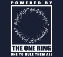 Powered by The One Ring by warbucks360