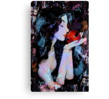 Lure of the Big Apple Canvas Print