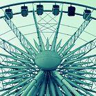 Big Wheel by Victoria Lincoln