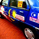 Malaysian Taxi by dher5