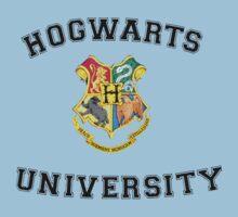 Hogwarts University Kids Clothes