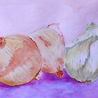 Onions by Deborah Pass