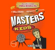 Doctor Who - Masters Kids by xnmex