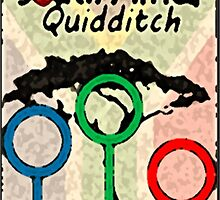 South Africa Quidditch by IN3004