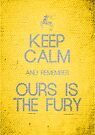 KEEP HOUSE BARATHEON CALM by amanoxford