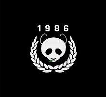 Panda Unit Est. 1986 by 4SAS