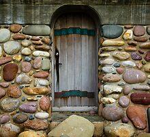 Rock Door by jswolfphoto