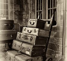 CVR Luggage by David J Knight