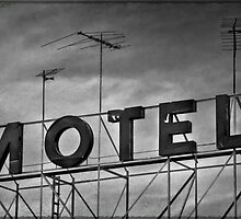Motel # 1 by Debra Fedchin