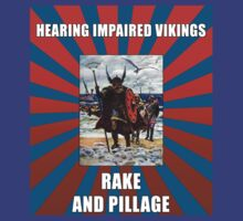 Hearing Impaired Vikings by NeedsMoreCoffee
