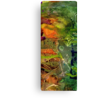 Summer Triptych III Canvas Print