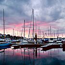 Bangor Marina No.3 by Chris Cardwell