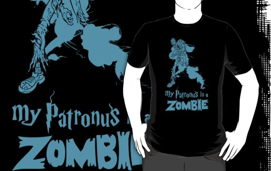 My Patronus is a Zombie by Tardis53