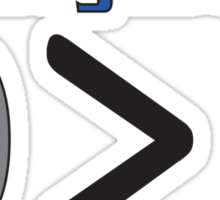 Gallifreyan Math Sticker