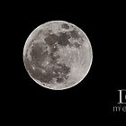 Super Moon by Douglas Gaston IV