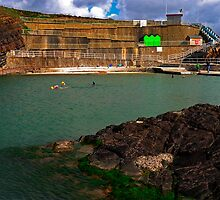 Summerleaze Sea Pool, Bude, Cornwall by rennaisance