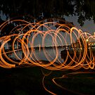 Steel Wool at water 3 by Douglas Gaston IV