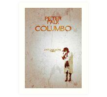 Columbo - Just One More Thing Art Print