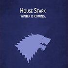 Game of Thrones: Stark (alternative) by kevinlartees