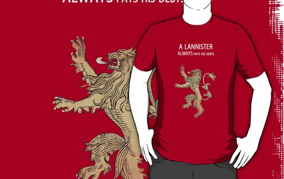 Game of Thrones: Lannister  by kevinlartees