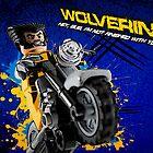 Wolverine by plopezjr