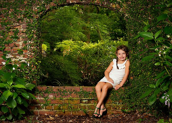 Garden of Youth (Color) by ©Marcelle Raphael / Southern Belle Studios
