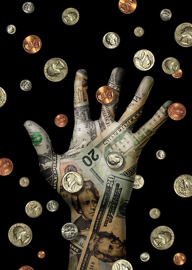 Love of Money by Carlos Phillips