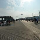 Coney Island by annabananamarie