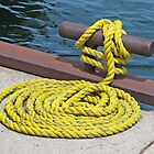 Yellow Coil by Jack Ryan