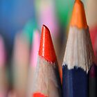 The sharpest pencil in the top drawer! by Magaly Burton