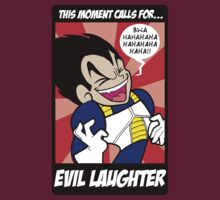 This Moment Calls for EVIL LAUGHTER by LillyKitten