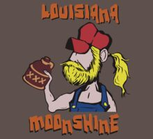 Louisiana Moonshine by David Dellagatta