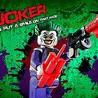 Joker by plopezjr
