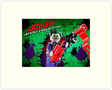 Joker by plopezjr