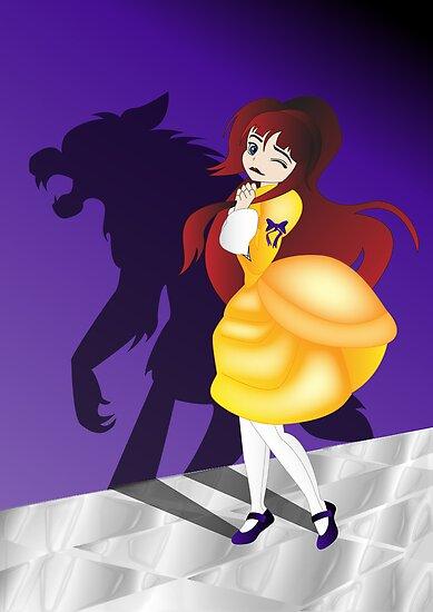 Twisted Tales - Beauty and the Beast by Lauren Eldridge-Murray
