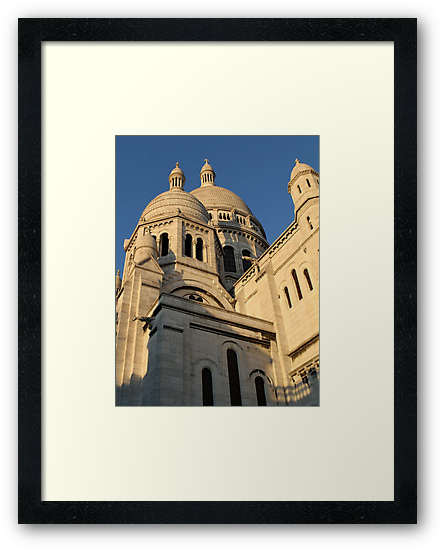 Sunny Days at Montmartre by Gingerbread Graphics