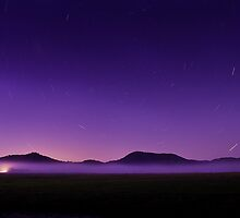 Kenilworth Star Trails by Kate Wall